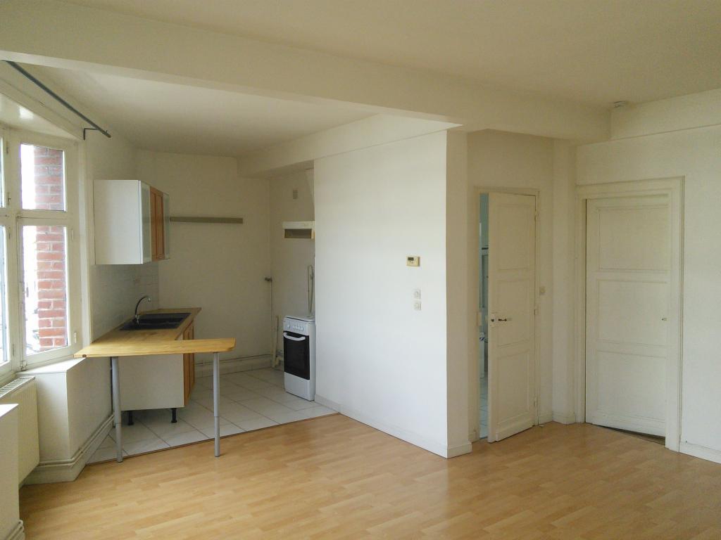 Location immobilière par particulier, Marcq-en-Baroeul, type appartement, 57m²