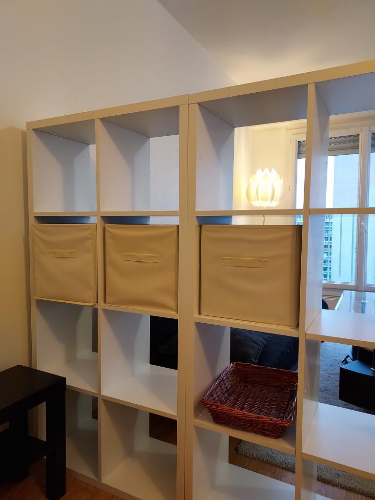 Appartement particulier, studio, de 26m² à Paris 20