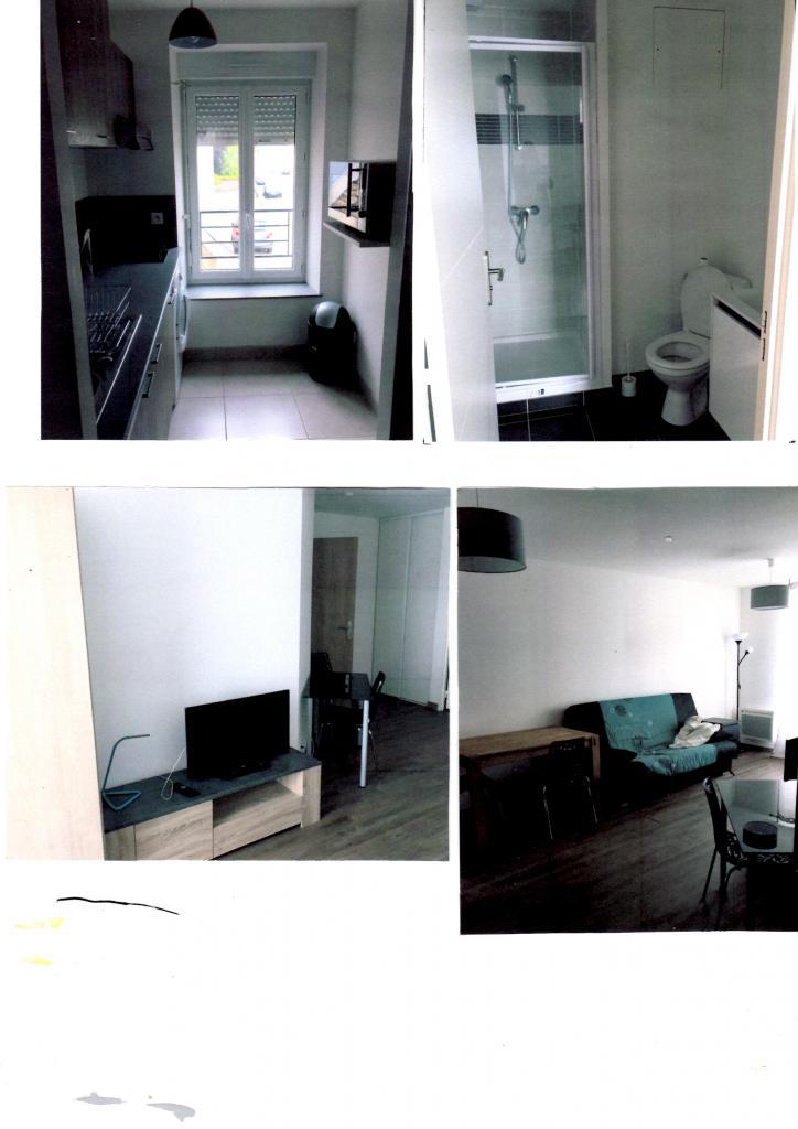 Particulier location, studio, de 26m² à Orléans
