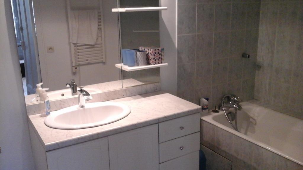 Location d 39 appartement t2 meubl de particulier paris for Location meuble paris 17 particulier