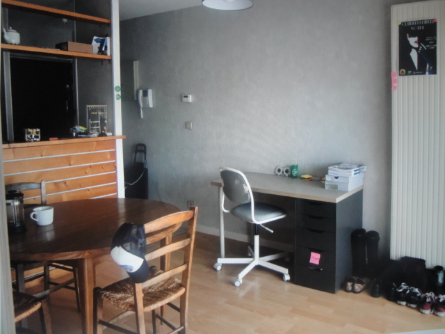 Location appartement T1 Nantes - Photo 1