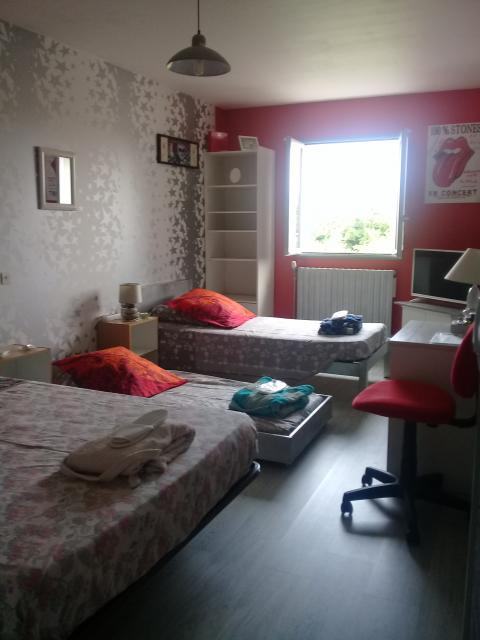 Location chambre Le Mans - Photo 1