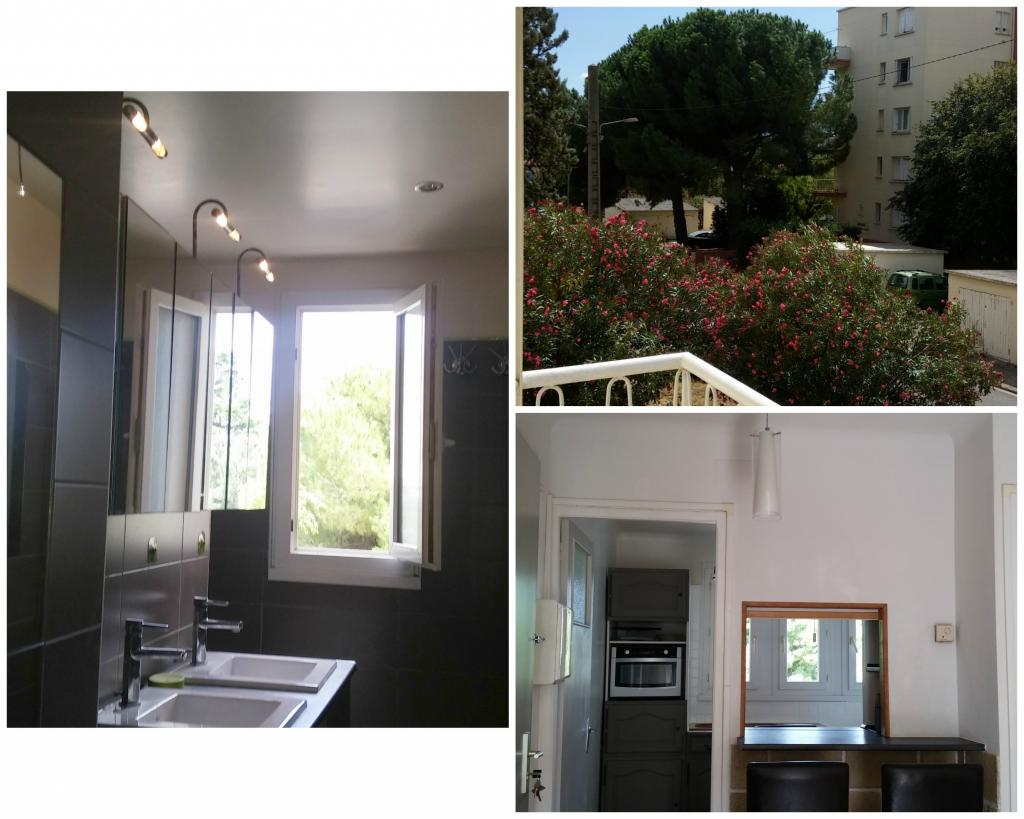 Offre chambre pour colocation montpellier 450 for Location chambre montpellier