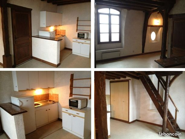 Location particulier à particulier, appartement, de 40m² à Saint-Sulpice-de-Pommeray