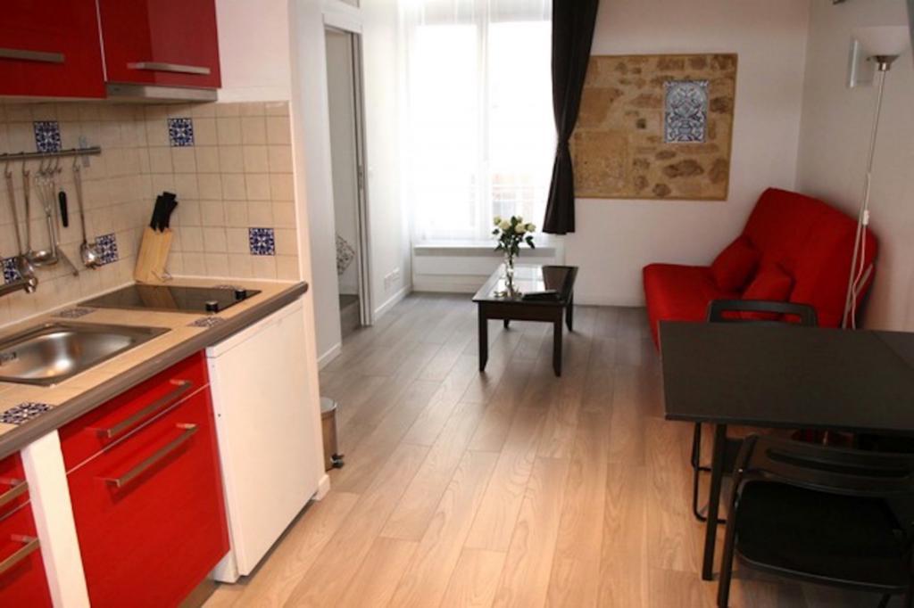 Location appartement entre particulier Paris 02, appartement de 32m²