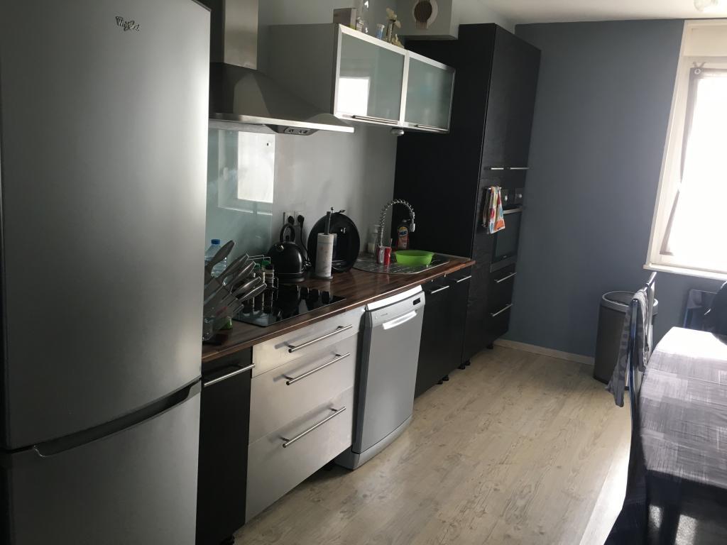 80m² pour ce joli appartement