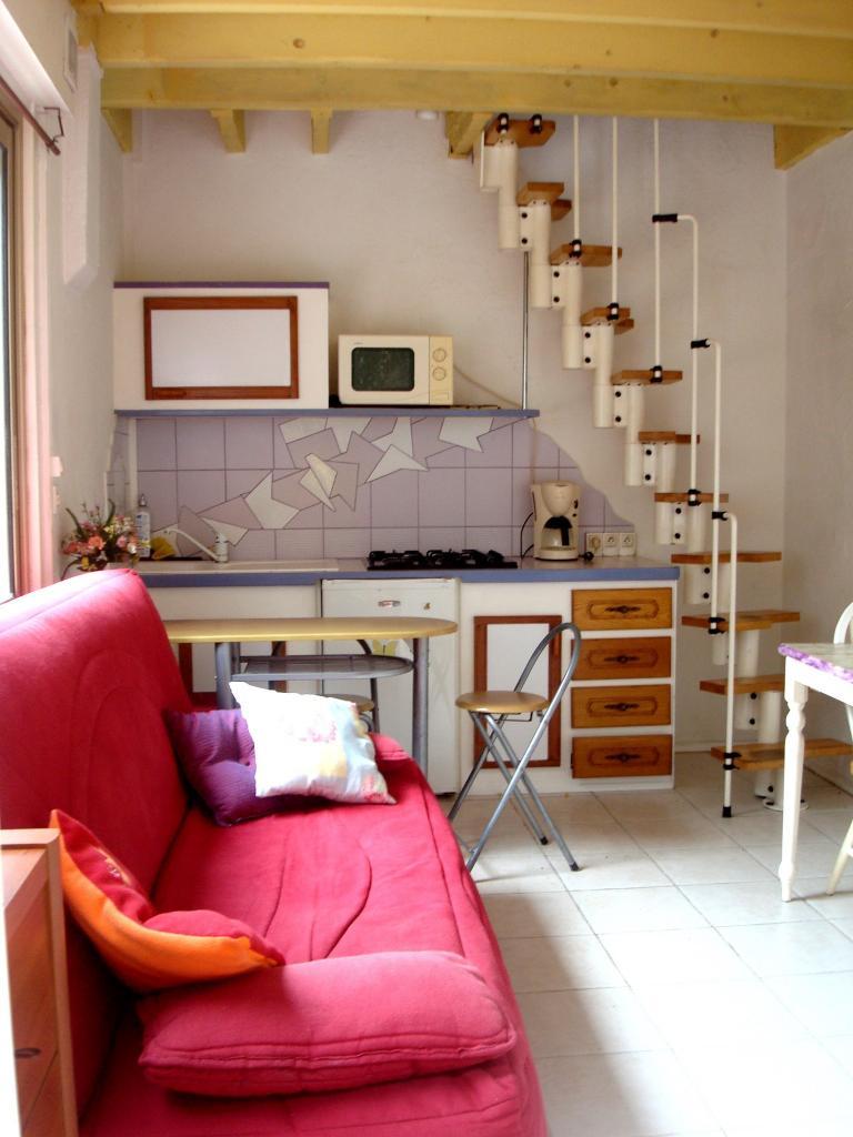 Appartement particulier à Villeneuve-Loubet, %type de 40m²