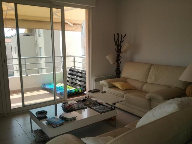 Location appartement T2 St Laurent du Var - Photo 1