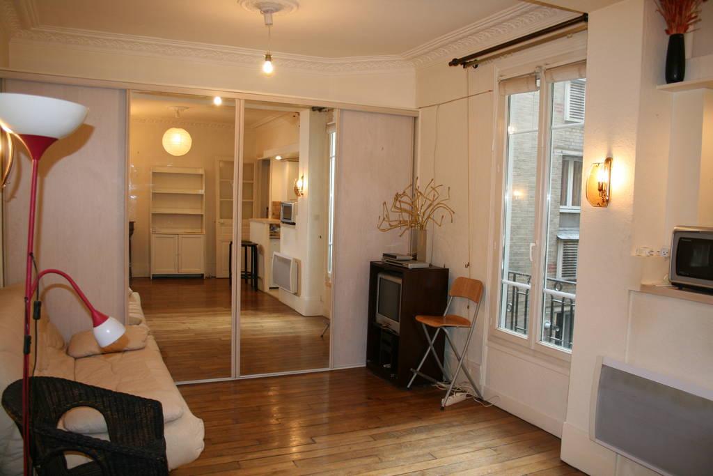 Location de particulier à particulier, studio, de 29m² à Paris 16