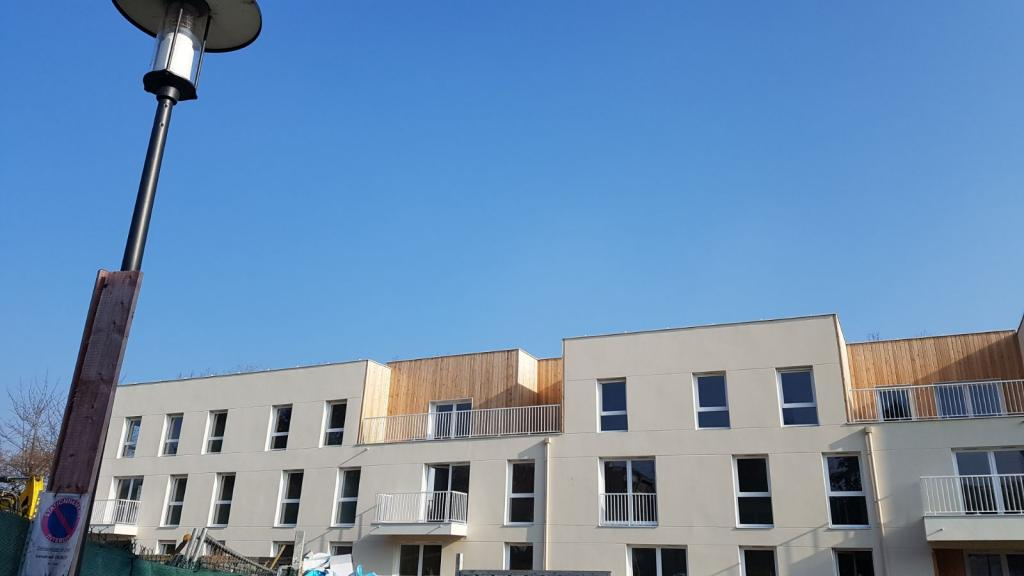 Appartement particulier à Chauconin-Neufmontiers, %type de 63m²