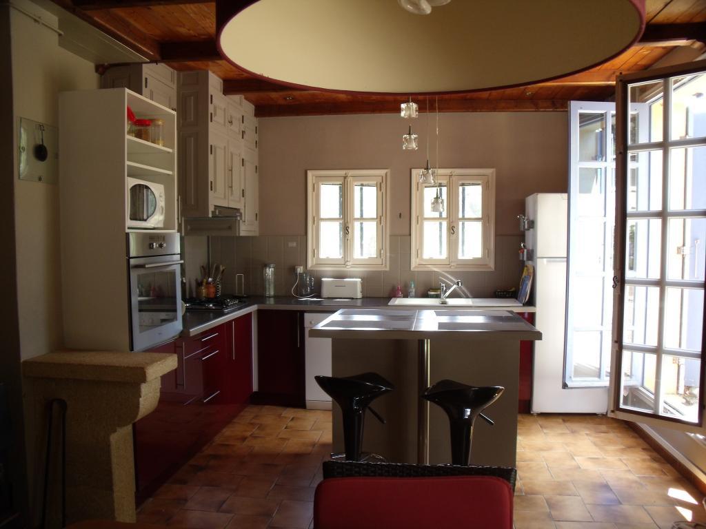 Location immobilière par particulier, Cabrières, type maison, 80m²