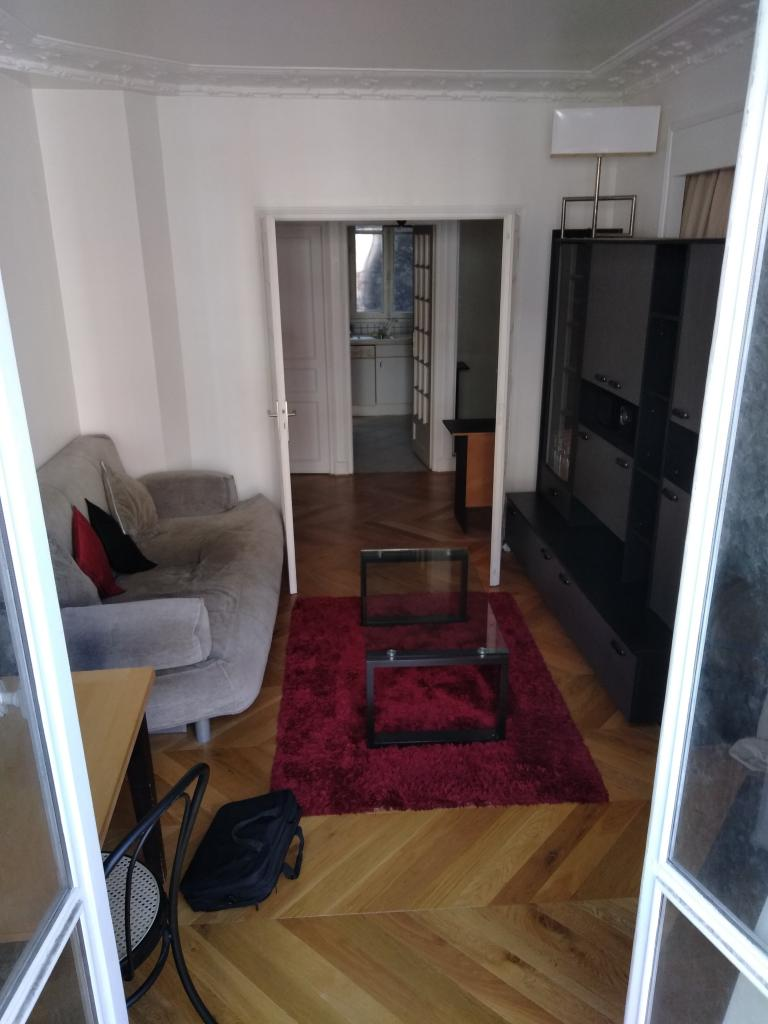 2 chambres disponibles en colocation sur Paris 16