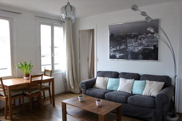 Location appartement T2 Colombes - Photo 1