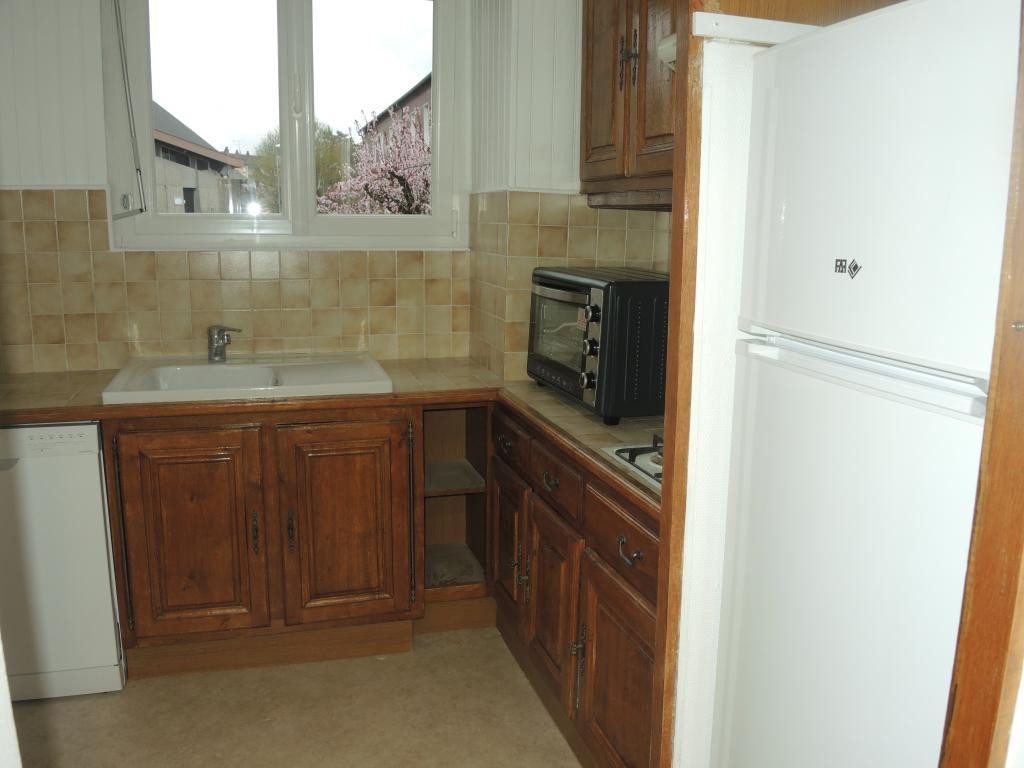 Location appartement entre particulier Belfort, appartement de 55m²
