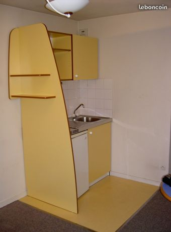 Location appartement T1 Rouen - Photo 3