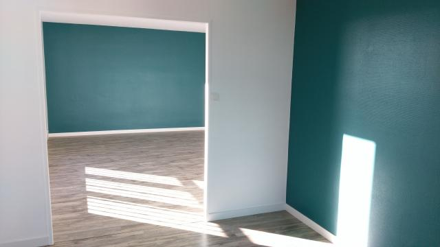 Location appartement T4 Nantes - Photo 1