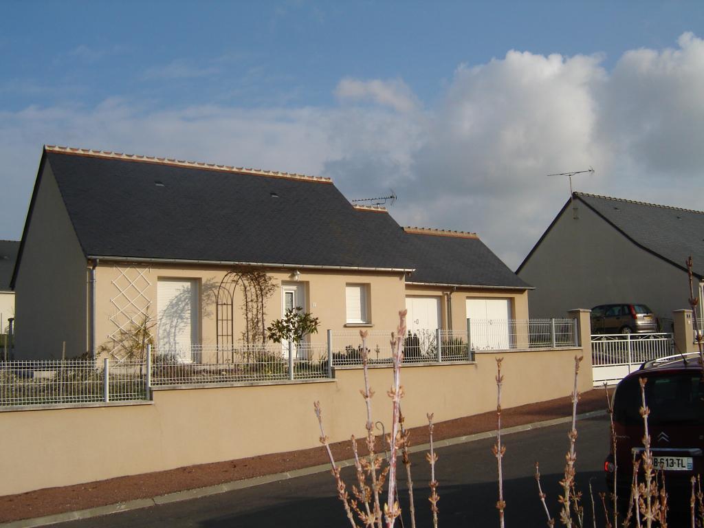 De particulier à particulier, maison à Céré-la-Ronde, 70m²
