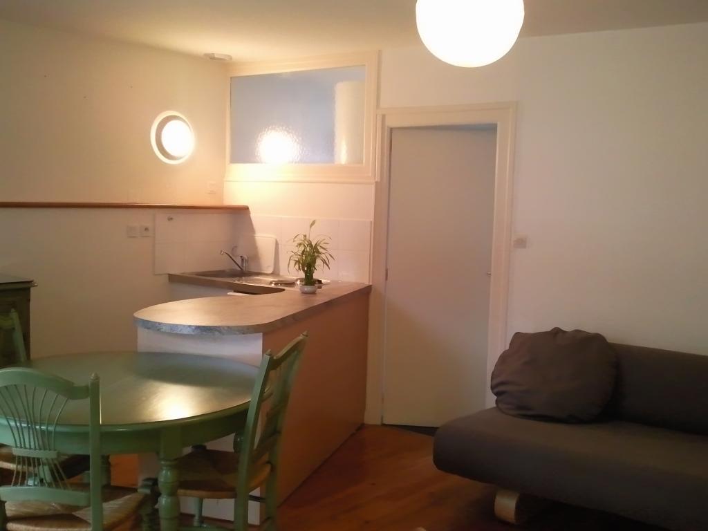 De particulier à particulier La Rochelle, appartement appartement de 35m²