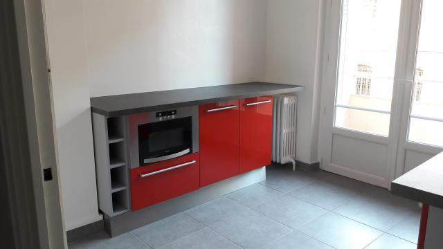 Location appartement T2 Lyon 4 - Photo 1