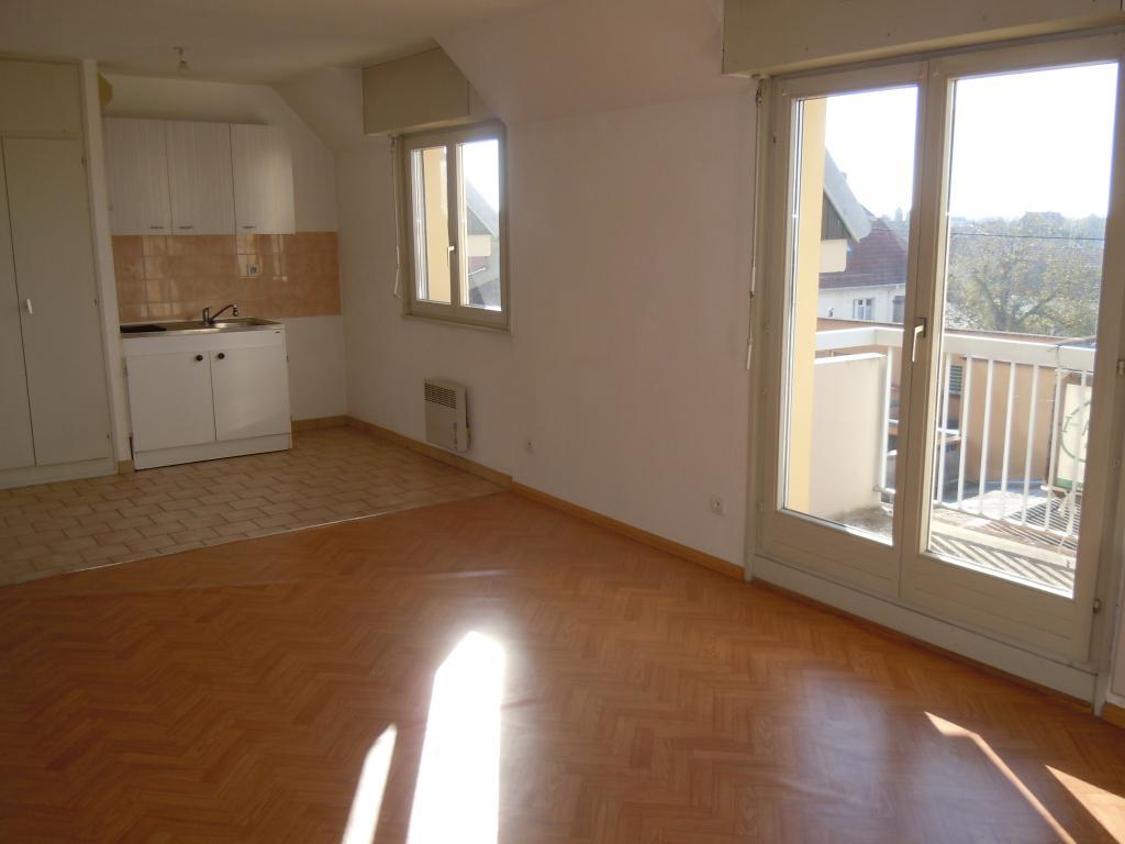 De particulier à particulier, appartement à Wittelsheim, 45m²