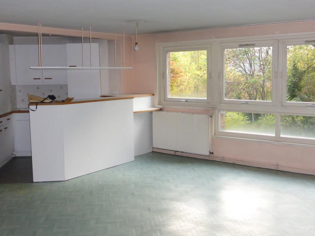 Appartement particulier à Villeneuve-d'Ascq, %type de 75m²
