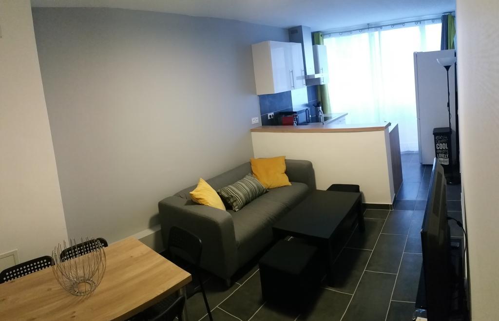 1 chambre disponible en colocation sur Creteil