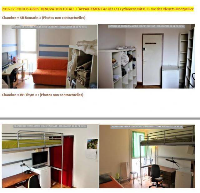 Location Chambre Etudiant Montpellier]   100 Images   Logement