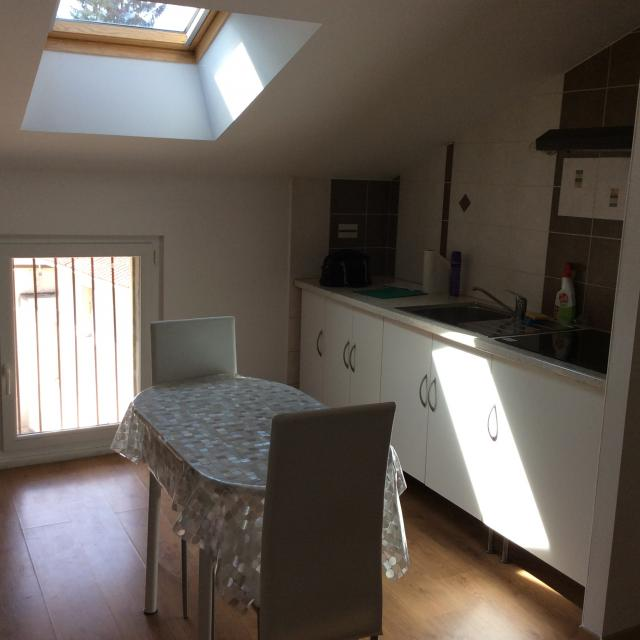 Location appartement T2 St Martin d'Heres - Photo 1