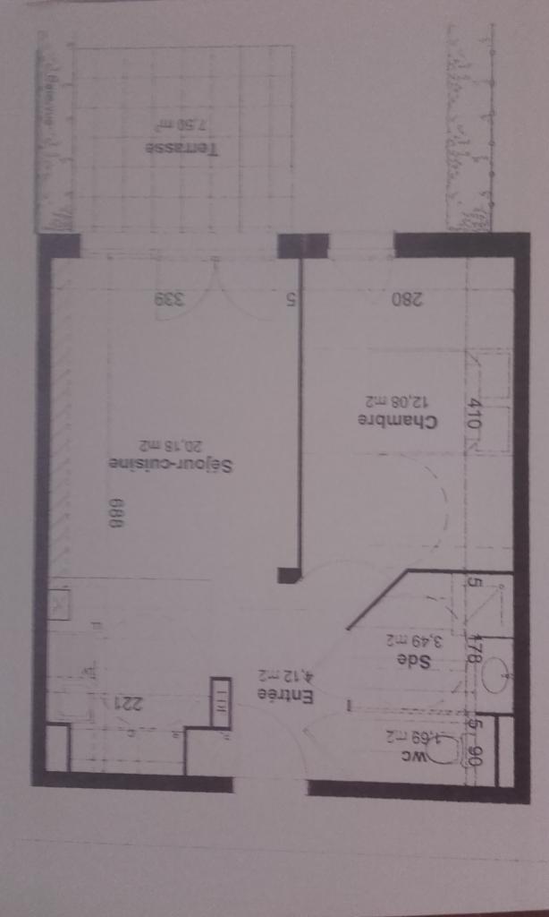 Particulier location Houilles, appartement, de 41m²