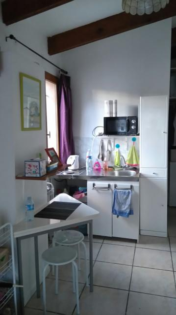 Studio Meublé En Location à Marseille   450 U20ac   13013Saint Just