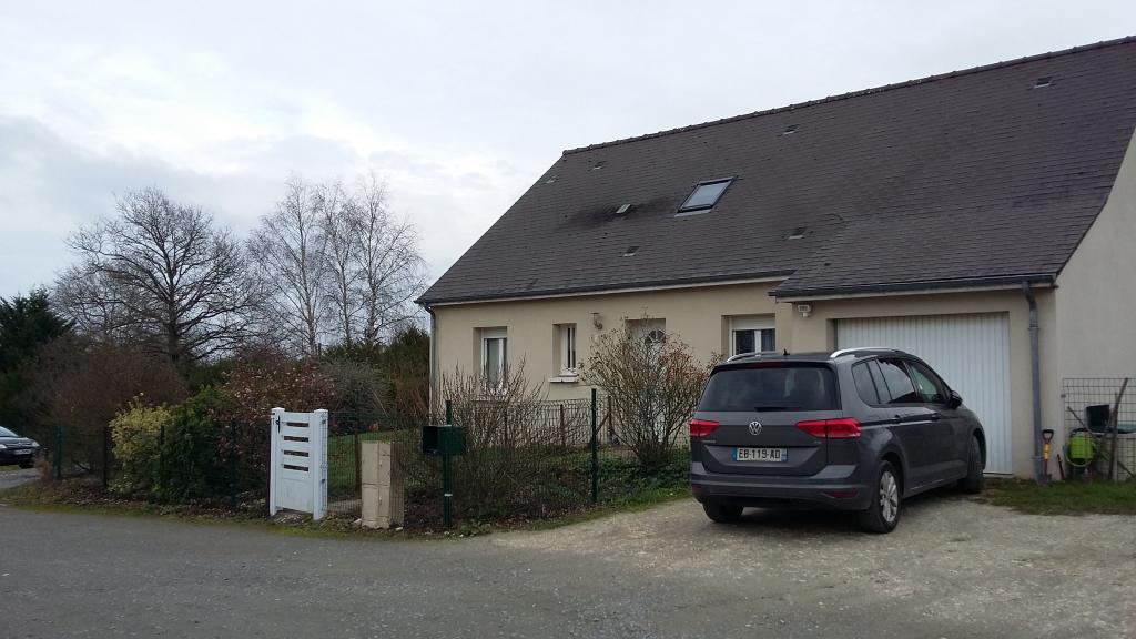 De particulier à particulier, maison, de 140m² à Roche-Clermault