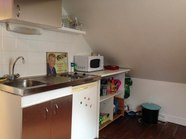 Location appartement T1 Tours - Photo 2