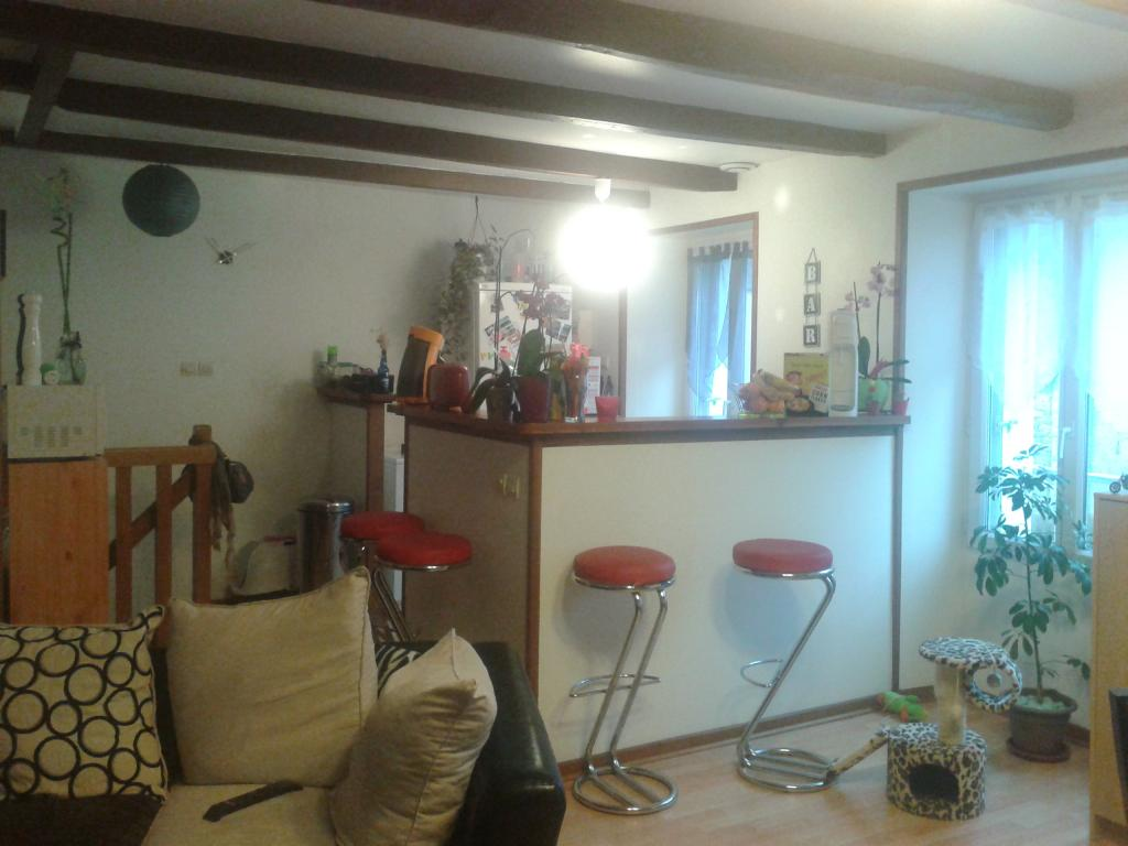 Location appartement par particulier, appartement, de 66m² à Riec-sur-Belon