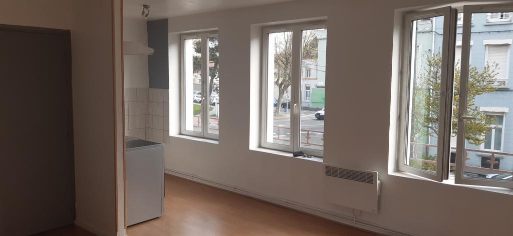 Appartement particulier à Dunkerque, %type de 40m²