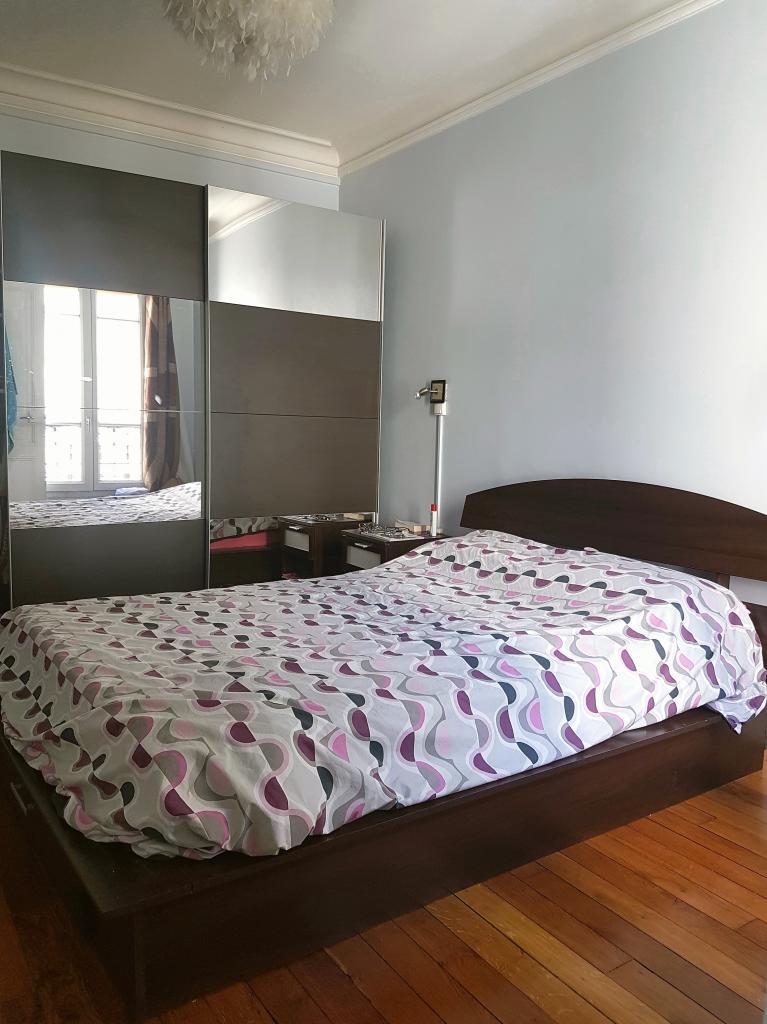 Appartement de 38m2 à louer sur Paris 16