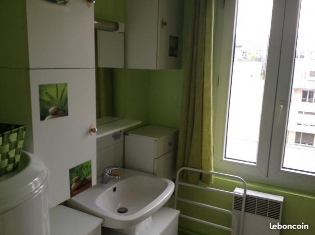 Location d 39 appartement t2 meubl entre particuliers for Location appartement meuble rouen