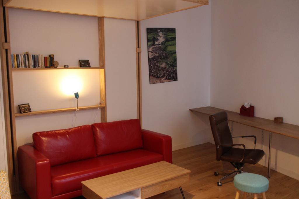 Location appartement par particulier, appartement, de 28m² à Paris 05