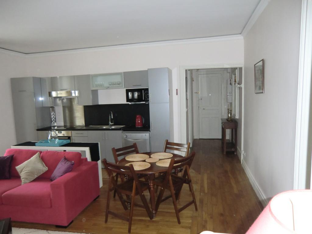 Appartement de 53m2 à louer sur Neuilly sur Seine