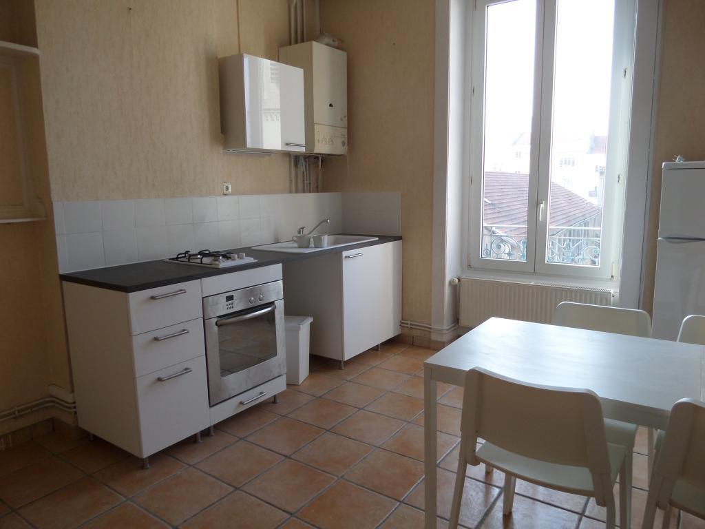 Appartement de 40m2 à louer sur Lyon 6
