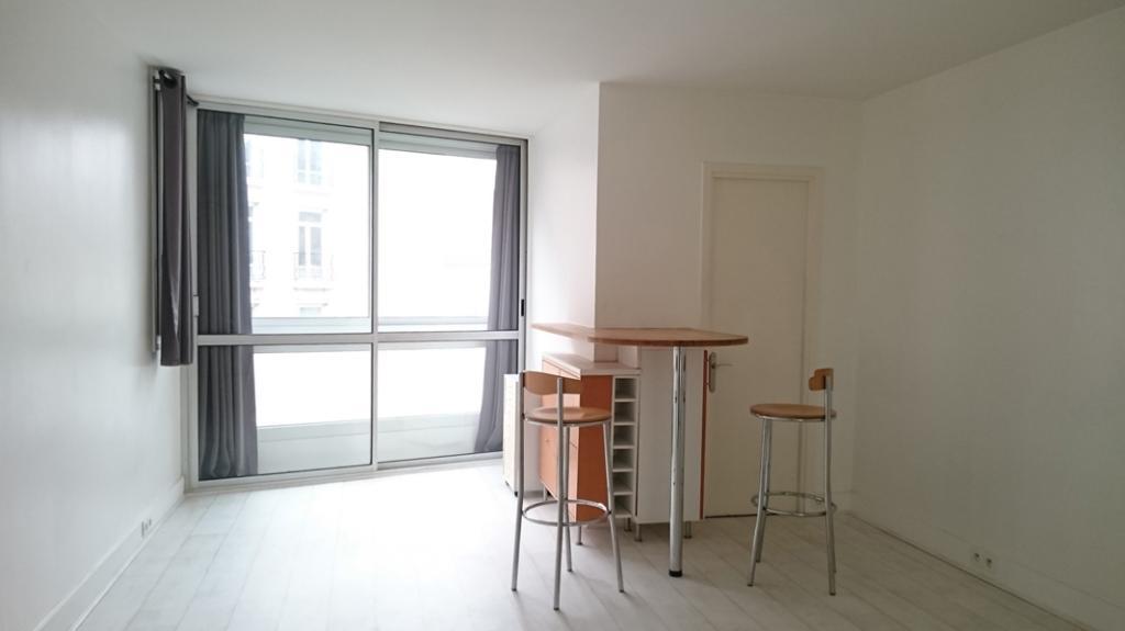 Studio de 38m2 à louer sur Paris 16