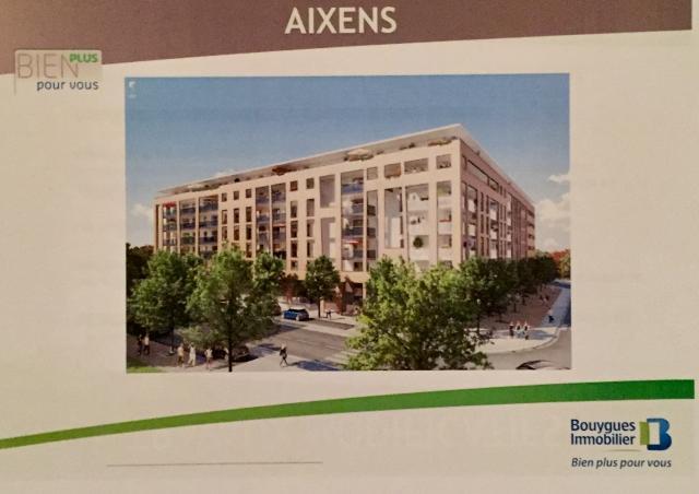 Location d 39 appartement t2 entre particuliers aix en for Achat maison aix en provence entre particuliers