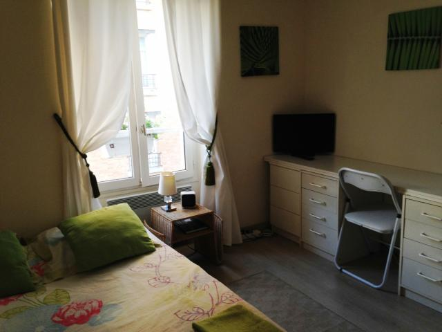 Location chambre Paris 15 - Photo 1