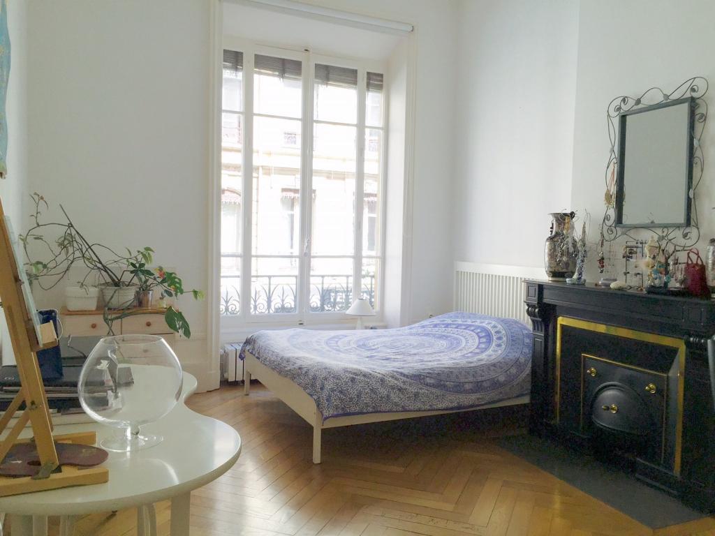 Appartement de 104m2 à louer sur Lyon 6