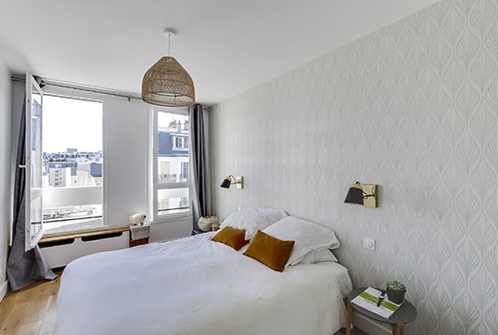 offre chambre 2 pi ces en colocation paris 14 850. Black Bedroom Furniture Sets. Home Design Ideas