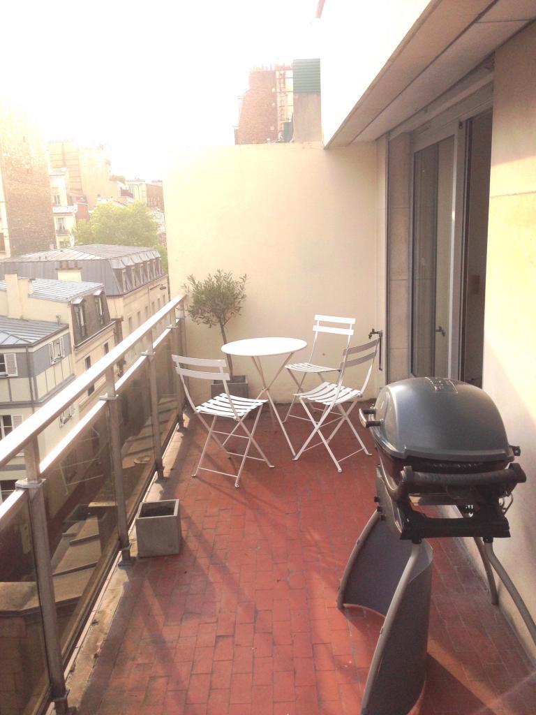 Appartement de 42m2 à louer sur Paris 16