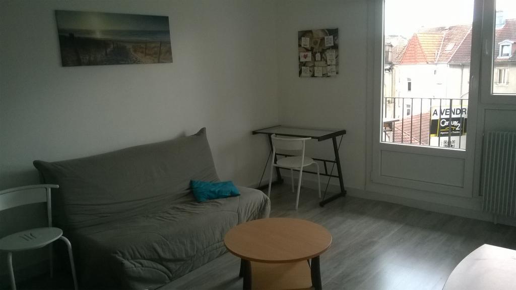 Appartement de 21m2 à louer sur Belfort