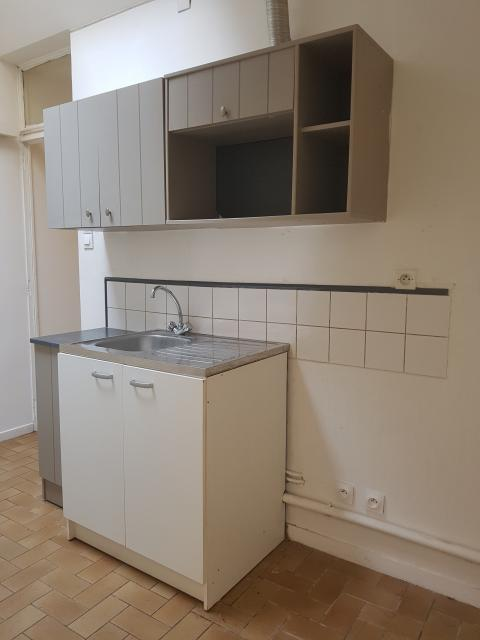 Location appartement T2 Bolbec - Photo 1