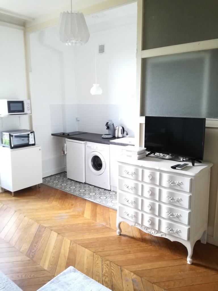 Appartement particulier à Aix-les-Bains, %type de 20m²