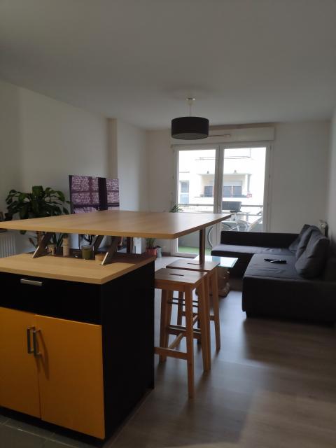 Location appartement rouen de particulier particulier for Location meuble rouen