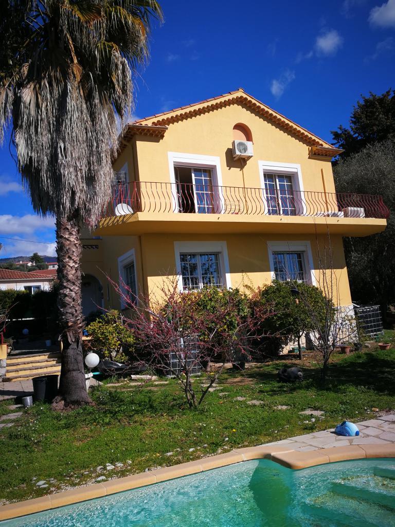 Location appartement entre particulier Grasse, chambre de 14m²